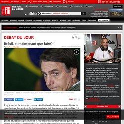 Brésil, et maintenant que faire?