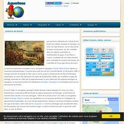 Brésil : Histoire du Brésil