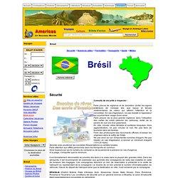Brésil : Infos Voyage