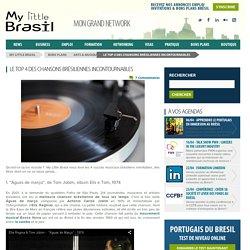 Le top 4 des chansons brésiliennes incontournables