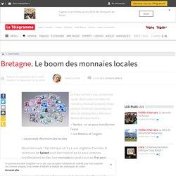 Bretagne.Le boom desmonnaies locales - Bretagne