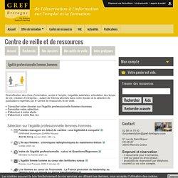 GREF Bretagne - Centre de veille et de ressources - GREF Bretagne