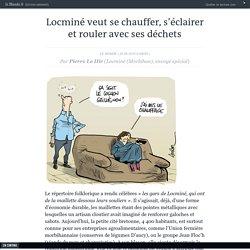 En Bretagne, Locminé veut se chauffer, s'éclairer et rouler avec ses déchets