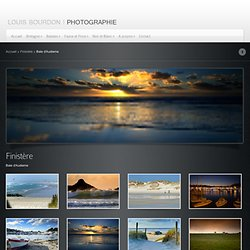 Images de bretagne, finistère, morbihan, côtes d'armor - Photos Baie d'Audierne, surf pointe de la torche