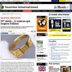 IVesiècle – L'anneau qui inspira Tolkien