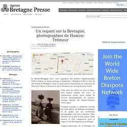 Un regard sur la Bretagne, photographies de Hamon-Trémeur