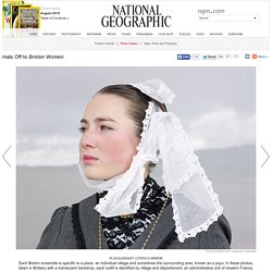 Breton Women: Legacy in Lace - Photo Gallery