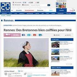 Rennes: Des Bretonnes bien coiffées pour l'été