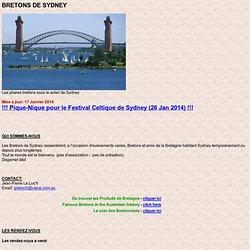Bretons de Sydney