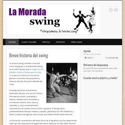 Breve historia del swing