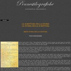 Breve storia della scrittura — www.pennestilografiche.org