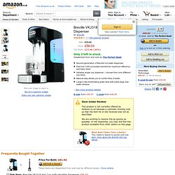 Breville VKJ318 Hot Cup with Variable Dispenser: Amazon.co.uk: Kitchen & Home