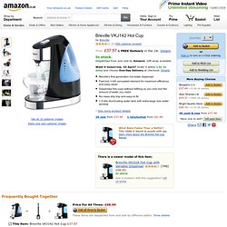 Breville VKJ142 Hot Cup: Amazon.co.uk: Kitchen & Home