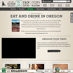 Oregon Food & Drink
