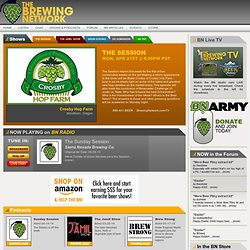 The Brewing Network.com - Beer radio | The Brewing Network™ for