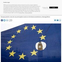 Brexit: Los datos del divorcio entre el Reino Unido y la UE