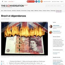 Brexit et dépendances