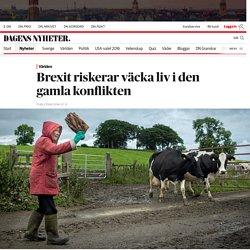 Brexit riskerar väcka liv i den gamla konflikten