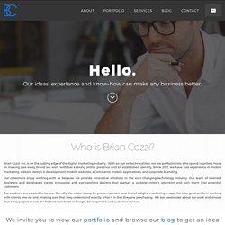Brian Cozzi, Inc.