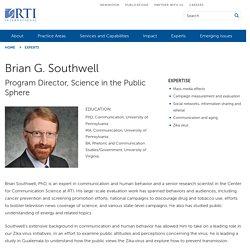 Brian G. Southwell