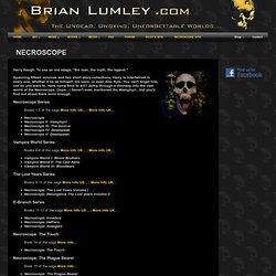 Brian Lumley.com Necroscope Series