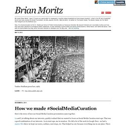 Brian Moritz