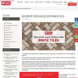 Brick Looking Tiles