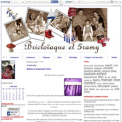 Bricloïaque et 5ramy - Page 0 - Bricloïaque et 5ramy