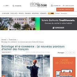 Bricolage et e-commerce : Le nouveau parcours d'achat des français