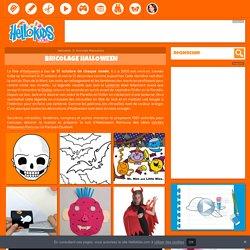 BRICOLAGE HALLOWEEN : 45 fiches bricolage et activités pour enfants