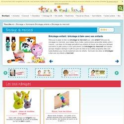 Bricolage décoration, des idées pour du bricolage enfantsTête à modeler