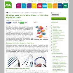 Bricoler avec de la pâte Fimo : créer des bijoux en Fimo - AVA Blog