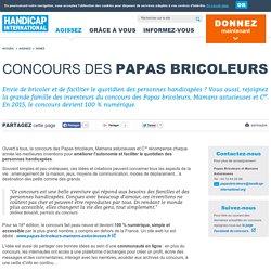 Concours des Papas Bricoleurs