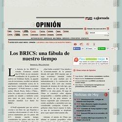 Los BRICS: una fábula de nuestro tiempo
