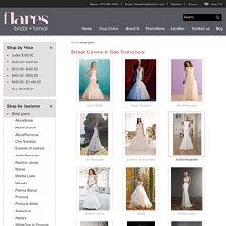 Bridal Gowns San Francisco
