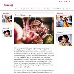 Bridal Make up - Pinkdesk.org