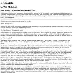 Bridesicle