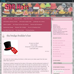 the bridge-builder's hat