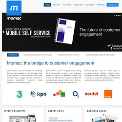 MoMac France| mobile publishing platform for media companies and