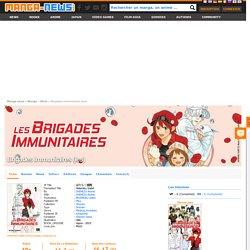 Brigades Immunitaires (les) - Manga série