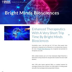 Bright Minds Biosciences