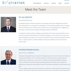 Brighterion - Management Team