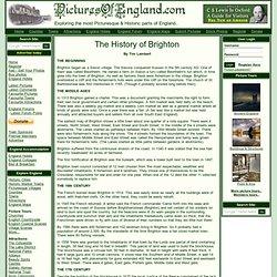 Brighton History