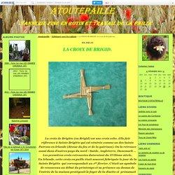 LA CROIX DE BRIGID. La croix de Brigitte (ou - Atoutepaille