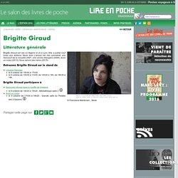Brigitte Giraud - L'édition 2016 - Lire En Poche
