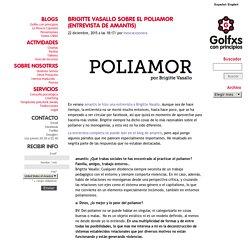 Brigitte Vasallo sobre el poliamor (entrevista de amantis)