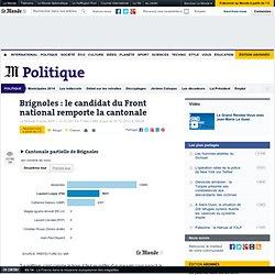 A Brignoles, le FN remporte la cantonale