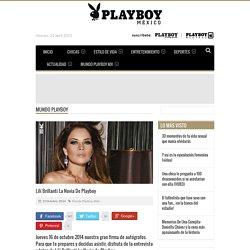 Lilí Brillanti La Novia de Playboy