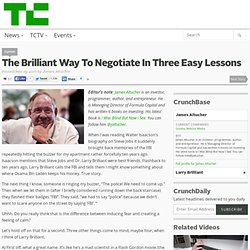 The Brilliant Way To Negotiate In Three Easy Lessons