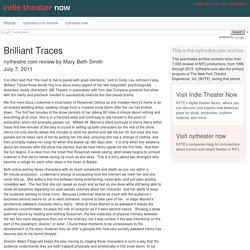 Brilliant Traces